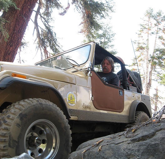 Member Spotlight: Brian and his Wrangler CJ