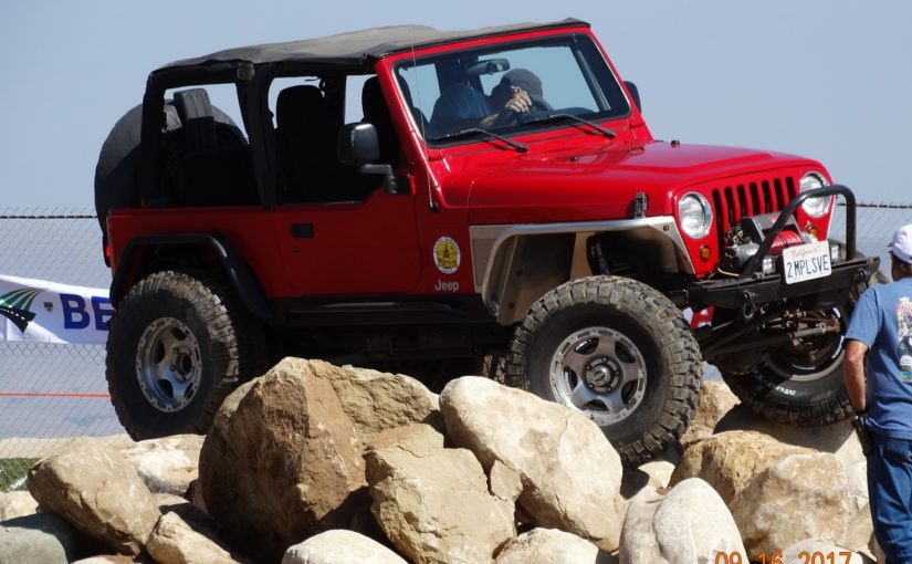 Member Spotlight: Tim and his 2005 Jeep Wrangler