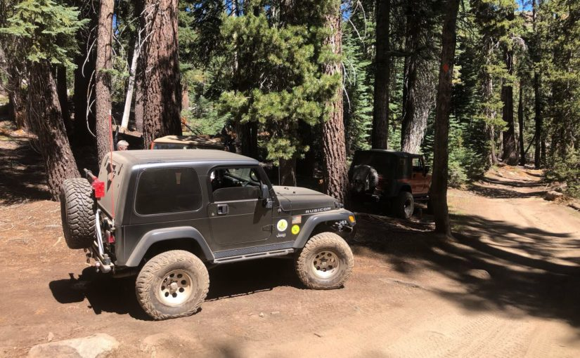 Member Spotlight: Kirk and his 2004 Jeep Wrangler Rubicon